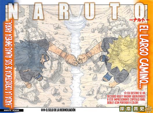 La Mangada Padre: FINAL - Naruto
