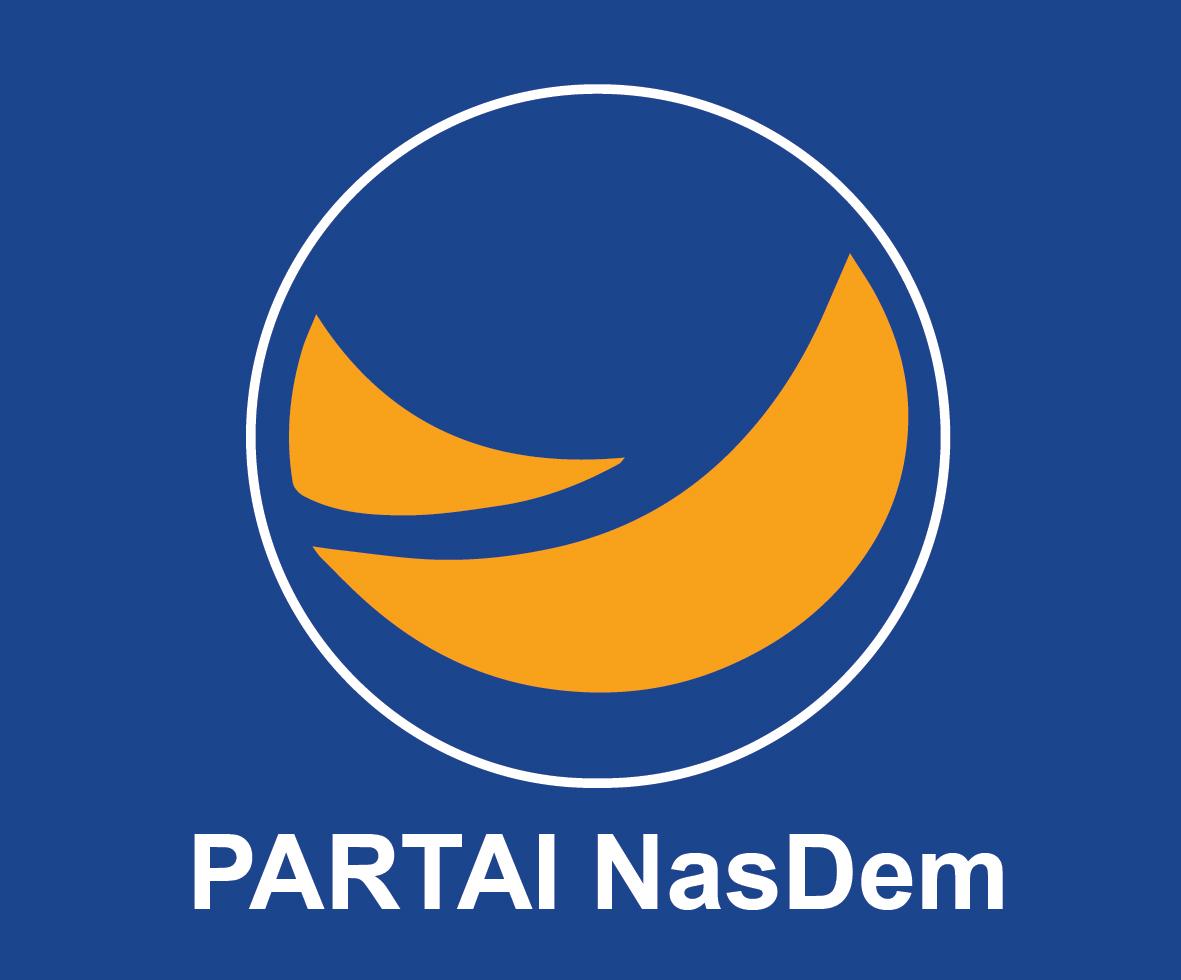 Hasil gambar untuk nasdem logo