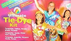 Rainbow Rock Tie-Dye Kit