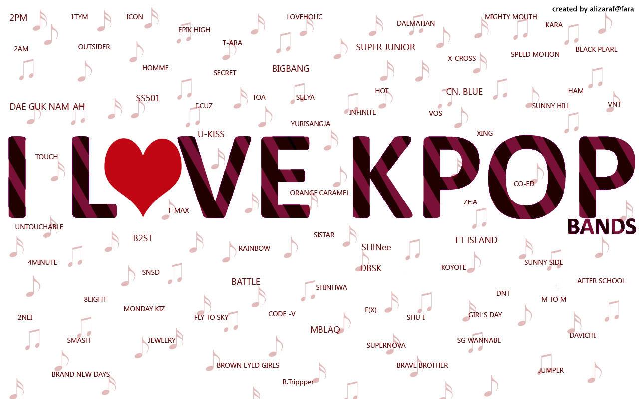20 Musik Korea Terpopuler di Indonesia 2012