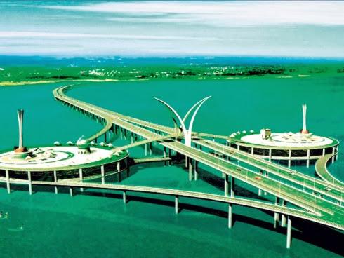 Jambatan Kedua P.Pinang Dibuka Ikut Tempoh