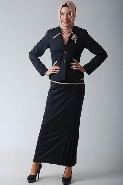 2012 Tesettür Takım Modeleri