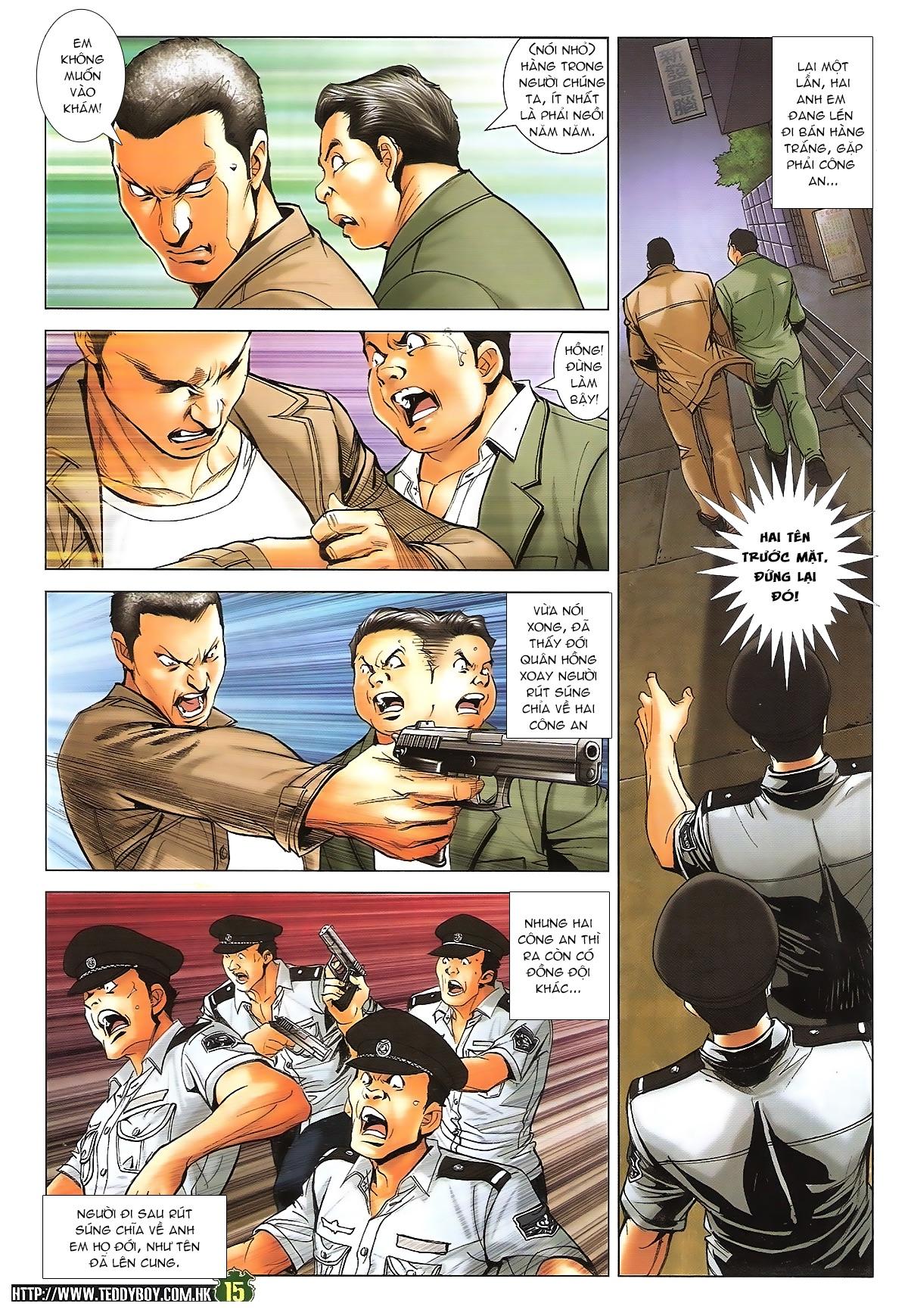 Người Trong Giang Hồ Chap 1708 - Next Chap 1709
