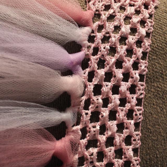 Rachael Rabbit Tutu Tutorial Part 2 No Sew Tutu Using Crochet
