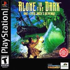 Alone In The Dark - One-Eyed Jacks Revenge - PS1 - ISOs Download