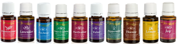 How to order Young Living Essential Orders?