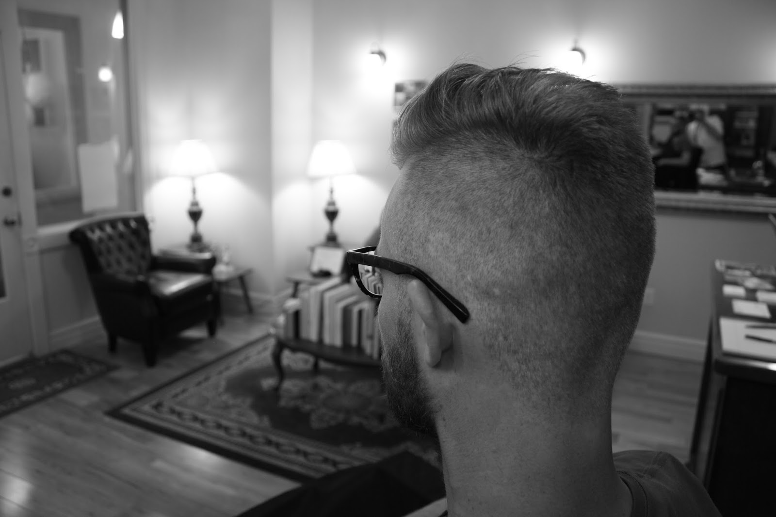 Danburry Barber Shop: March 2014