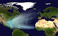 Atlantic hurricane season (Credit: Wikipedia) Click to Enlarge.