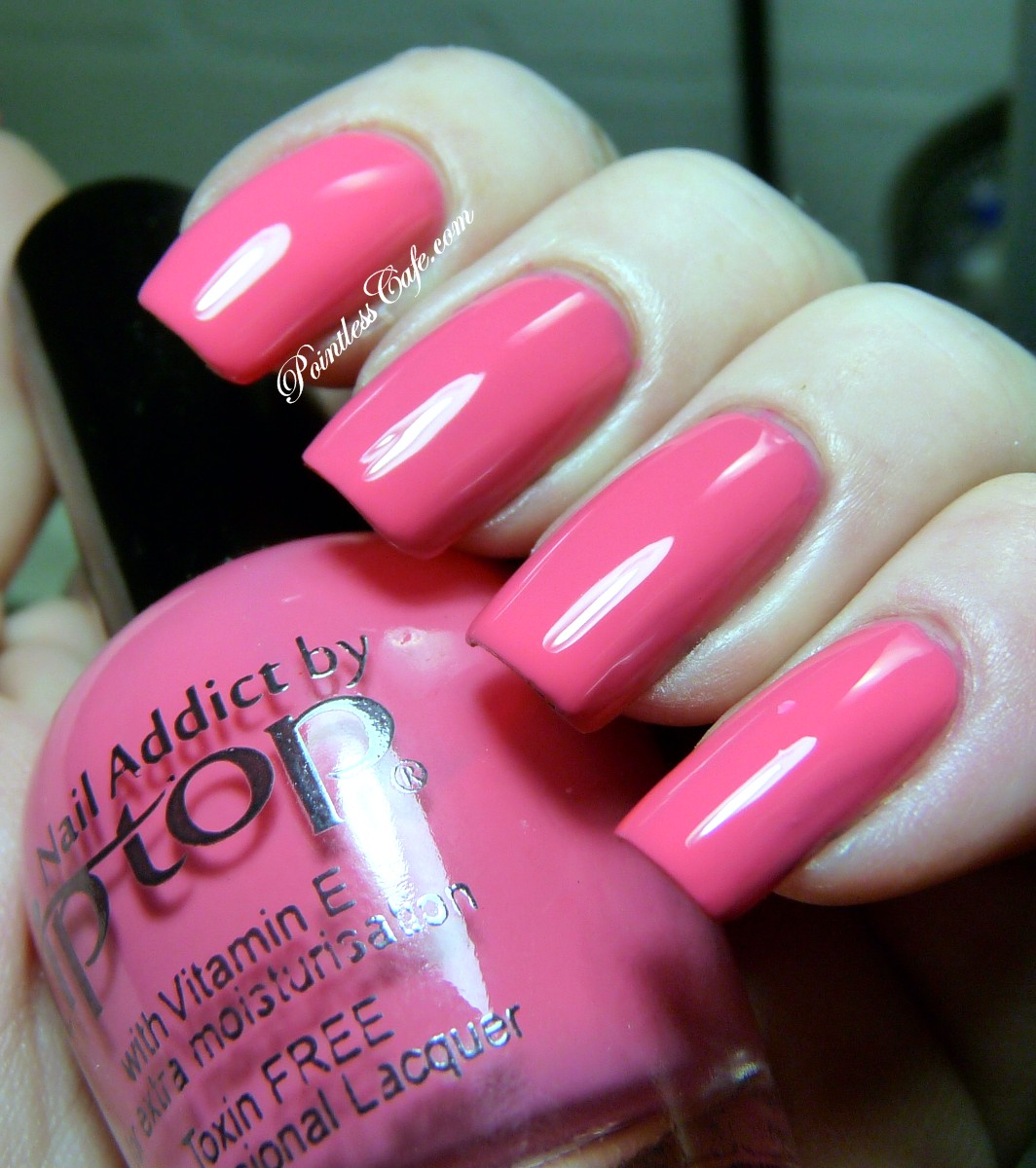 Tip Top Nails Nail Addict Let Me Be