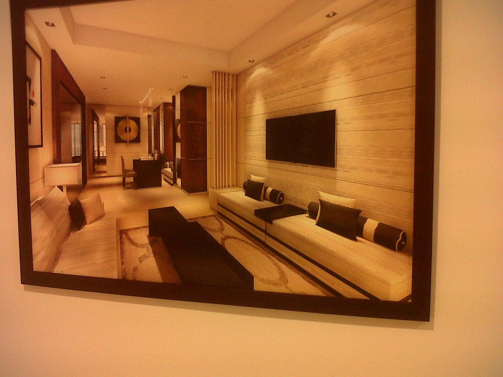 BELLEVUE PLACE MT HARYONO - APARTEMEN BELLEVUE PLACE @MT Haryono Jakarta Show Unit