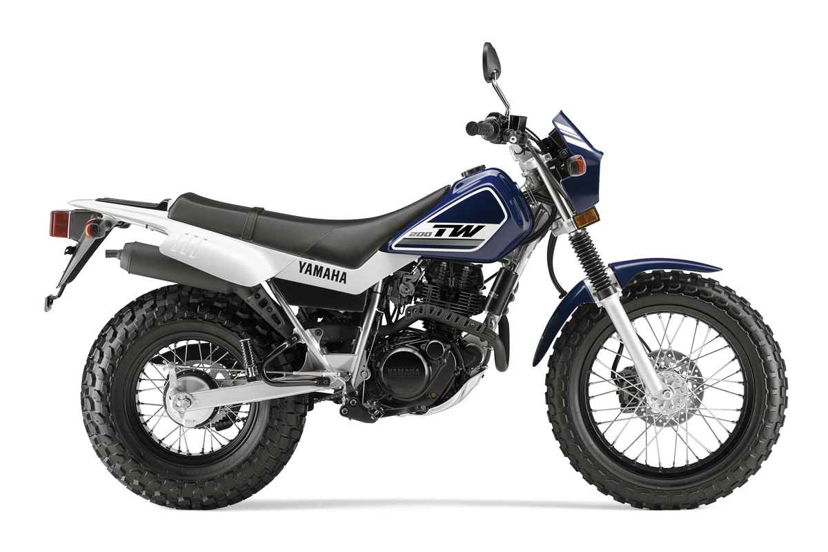 2016 Yamaha Dual Sports And Scooters First Look