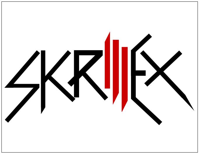 ... music artists logos. Great black n white original logos selection