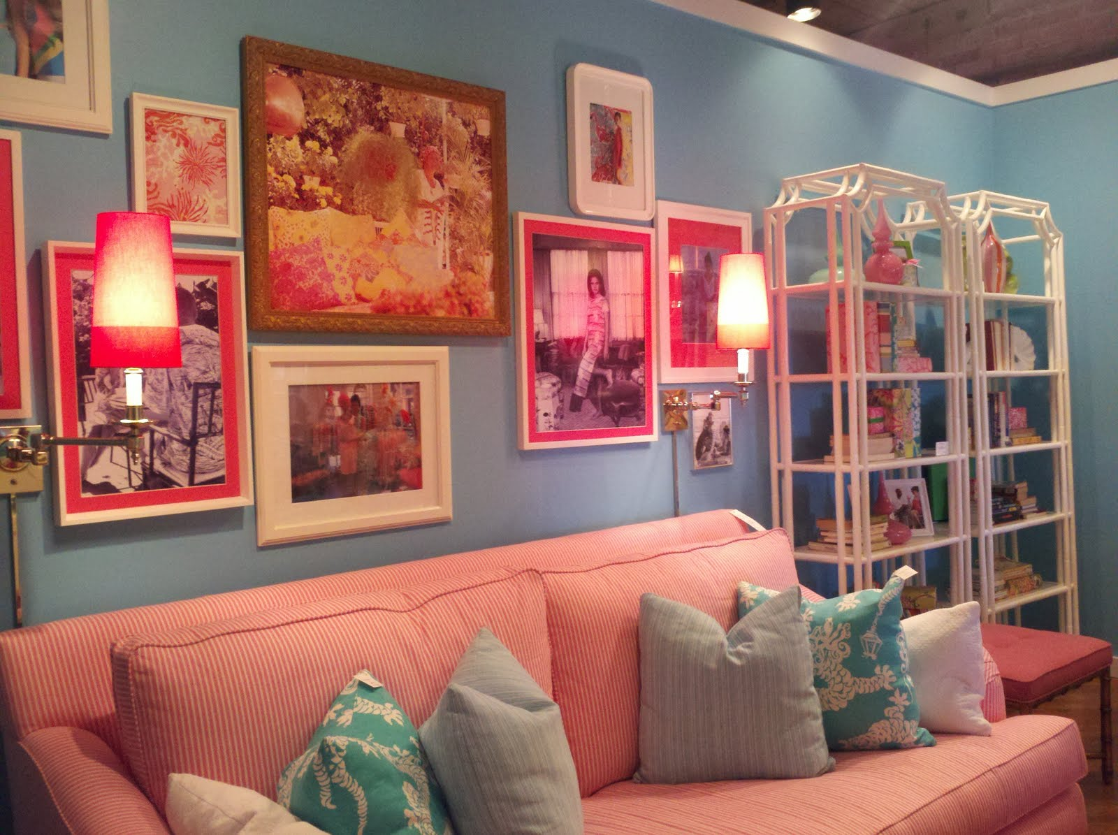 Painted River Lilly Pulitzer Furniture