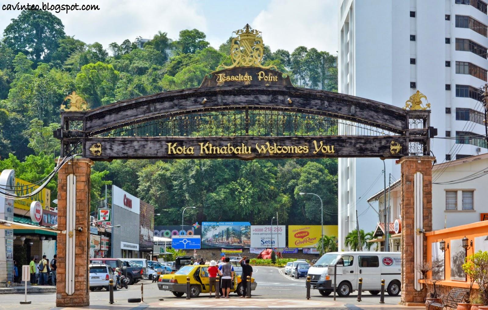 Entree Kibbles Kota Kinabalu Day 2 Of My Journey To East Malaysia