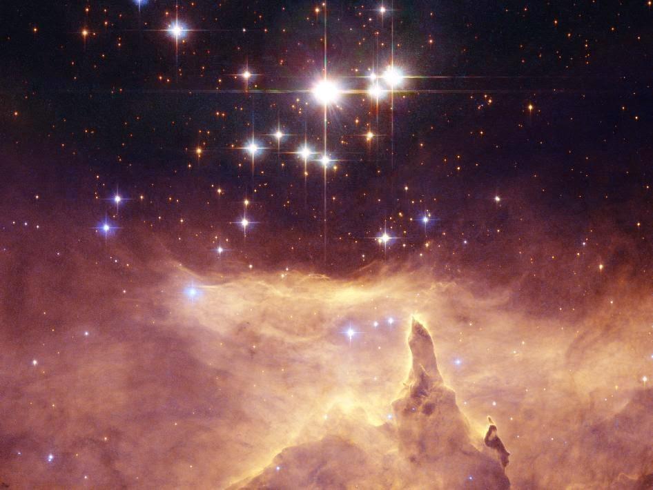 Cluster estelar Escorpio