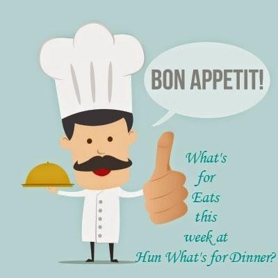 Hun... What's for Dinner? Weekly Meal Plan week of Nov 2, 2014