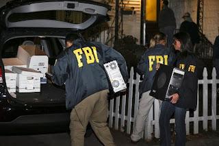 To FBI κατάσχει υλικό από το σπίτι του ραββίνου