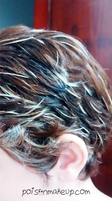 resultado do cabelo apos a coloracao
