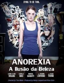Anorexia: A Ilusão da Beleza – HD 720p – Dublado