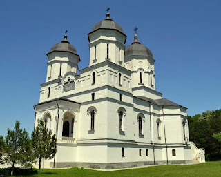 Celic Dere Monastery - the church dedicated to the Assumption