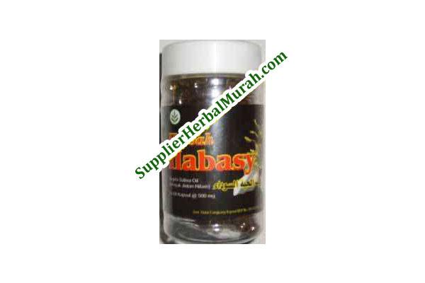 Kapsul Minyak Habbah Habasy isi 60 (Grosir Herbal)