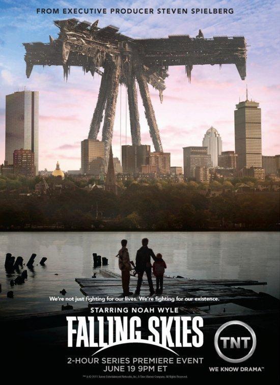 serie Falling Skies online gratis en español