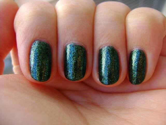 Smart and Sarcastic With Dashes of Insanity: REVIEW of Butter London ...