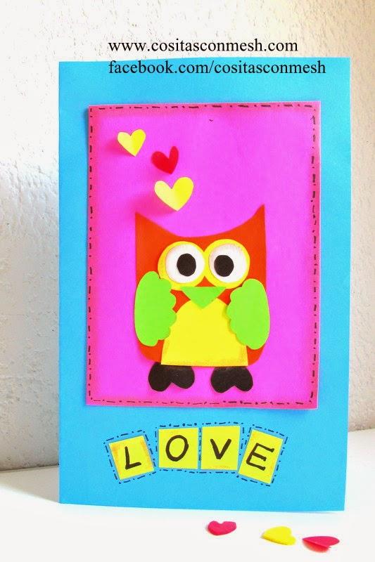 Cmo hacer tarjetas de san valentin con varios diseos cositasconmesh