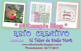 Reto creativo tercer cumple blog