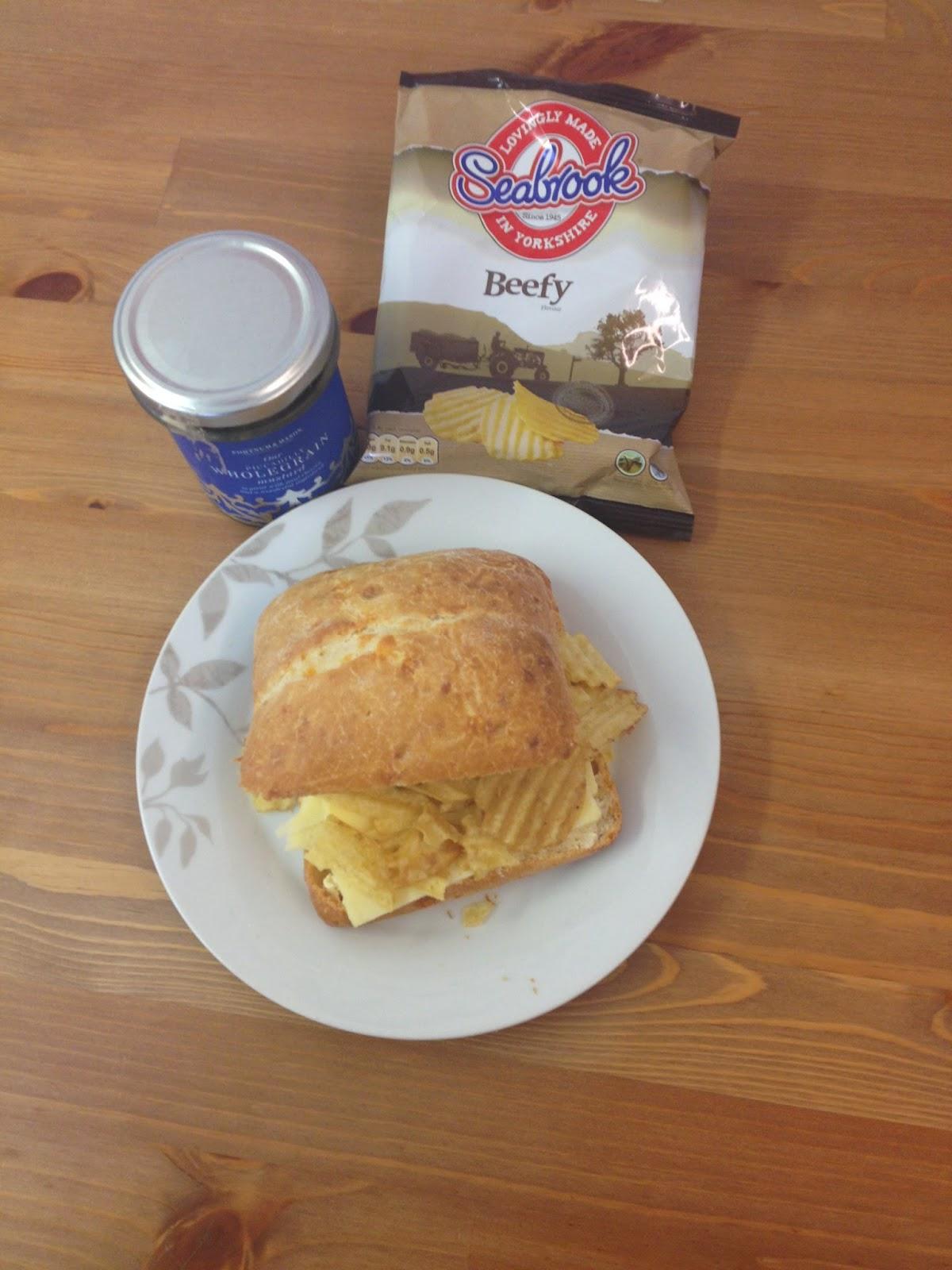 Celebrating Crisp Sarnie Week With Seabrook Crisps #crispsarnieweek