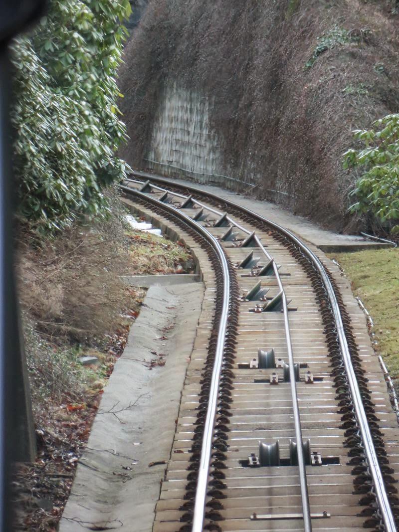 Bergen, Norway-Fløibanen Funicular to Mount Fløyen