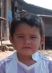 Jonatan Caleb - Colombia (CO-384), Age 10
