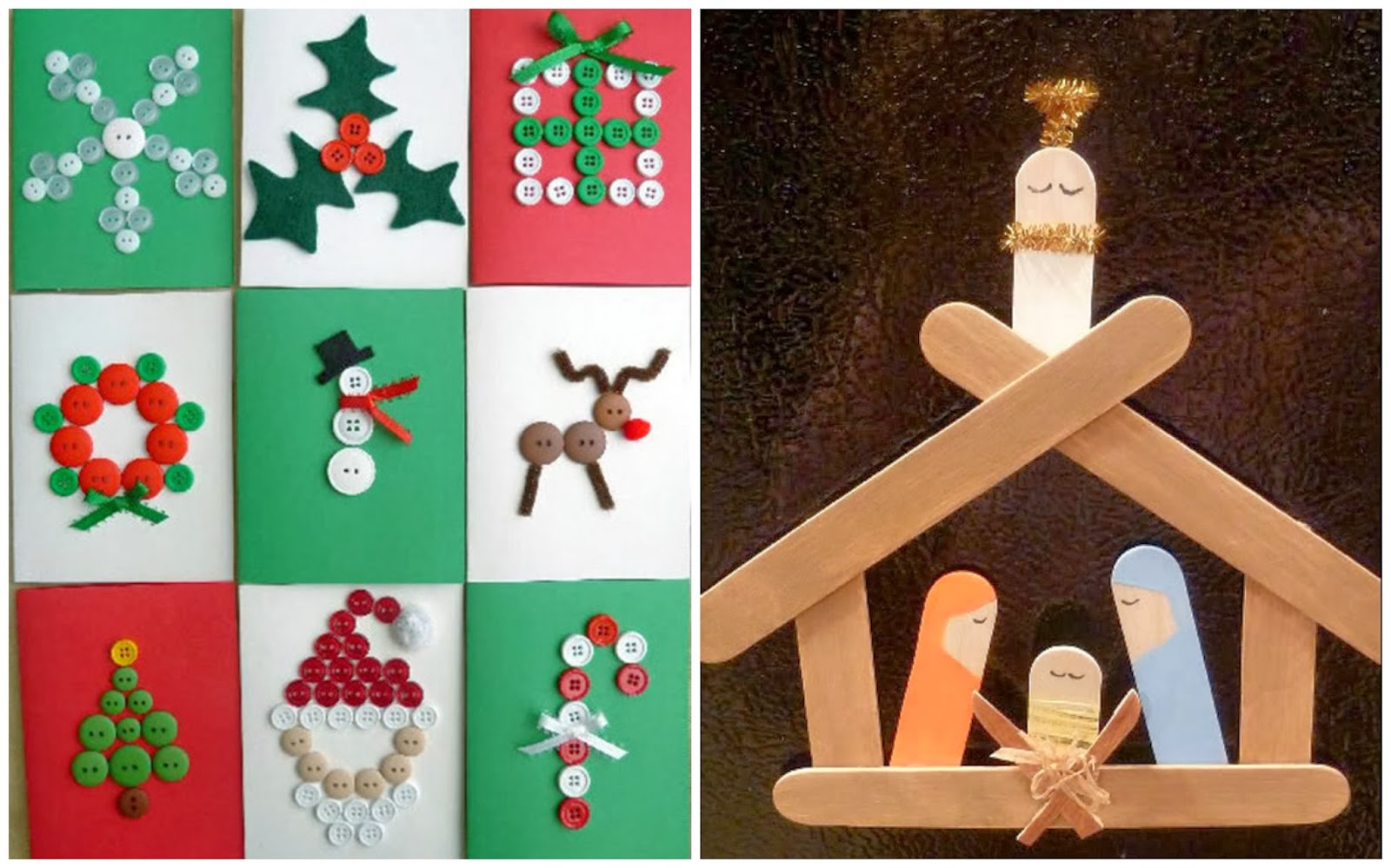 Karola Butterfly : Actividades infantiles para Navidad