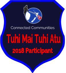 Tuhi Mai, Tuhi Atu Digital Badge