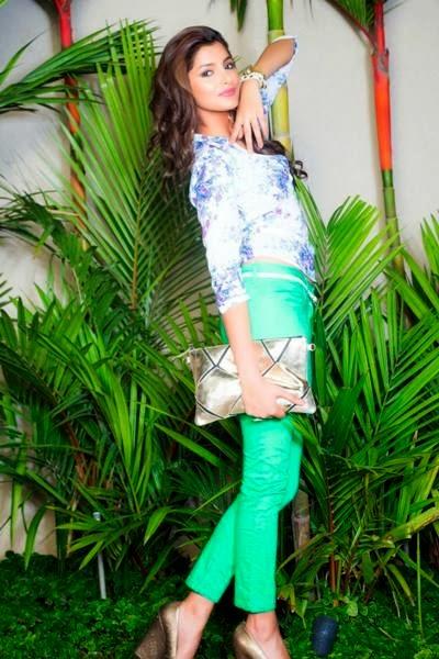 Femina miss india 2014 contestants