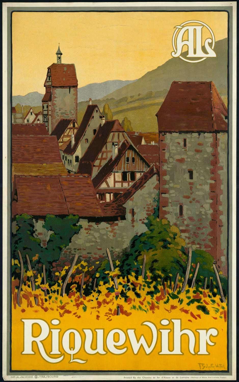 Art Amp Artists Vintage Travel Posters Part 7
