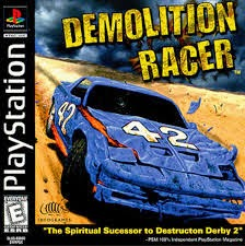 Demolition Racer - PS1 - ISOs Download