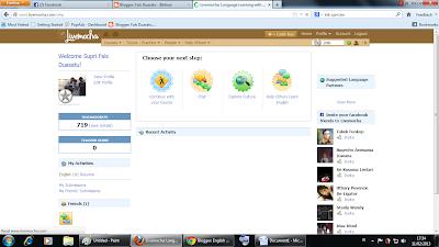 screenshot livemocha englishclubindonesia.blogspot.com
