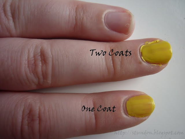 ciate nail enamel big yellow taxi swatches