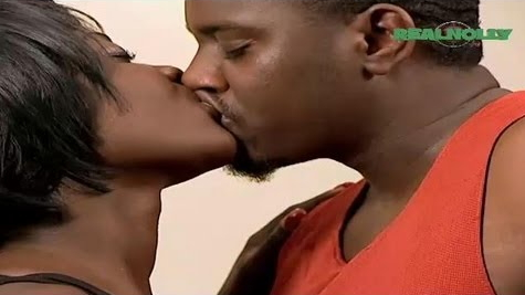mercy johnson kissing dumelo