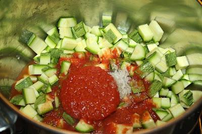 ragù verdure ricetta