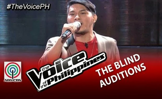 The Voice of the Philippines Season 2 Humfrey Nicasio sings 'Happy' Video Performance Replay