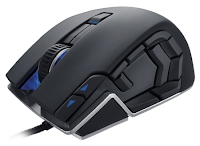 Corsair Vengeance M90, Gaming Mouse with the Avago Technologies Laser Stream