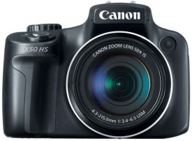 Reviews and Specifications Canon PowerShot SX50 HS