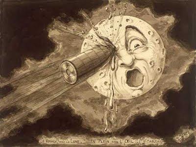 Desenho Original por Georges Méliès