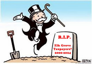 Elk Grove City Council Spending