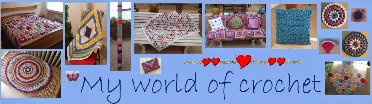 My world of crochet