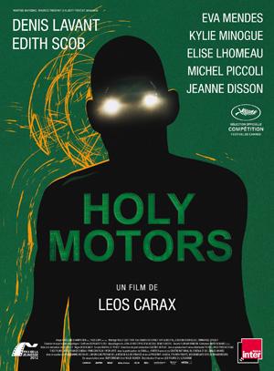 Holy Motors - Crítica
