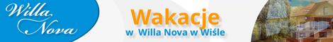 Willa Nova Pokoje w Wiśle