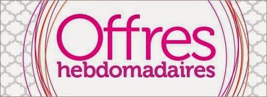 Promos !!! sur la boutique en ligne